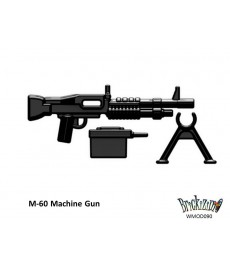 M-60 Machine Gun