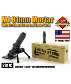M1 81mm Mortar Pack
