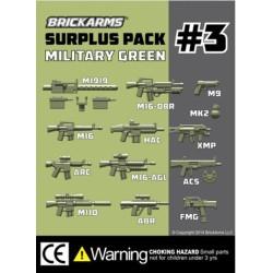 BrickArms Surplus Pack 3
