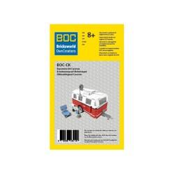Caravan Conversion Kit for LEGO 10220 Bus