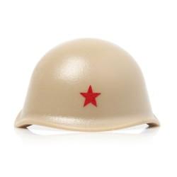 WW2 - Russian Helmet - Red Star