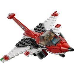LEGO ® Airport show - jet plane 1