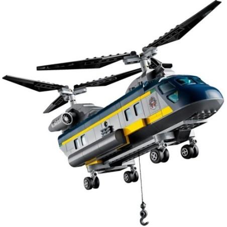 LEGO ® Deep Sea Explorer - Helicopter