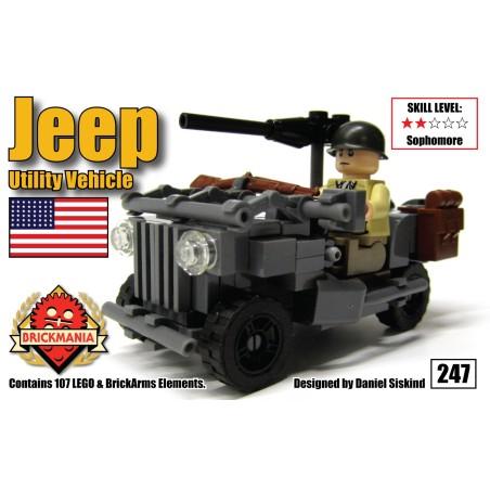 Jeep - Utility Vehicle