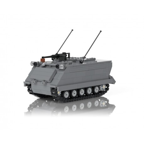 M113 APC Armored Personnel Carrier