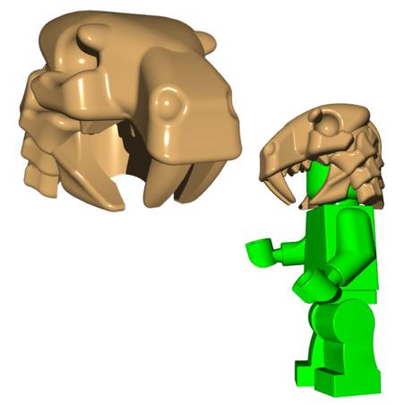 Saberthooth Helm