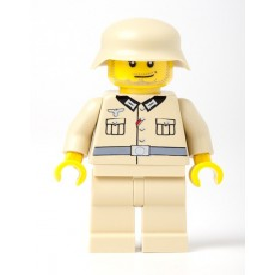 Afrika Korps Infantry Soldier
