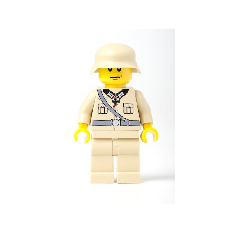 Afrika Korps Leutnant