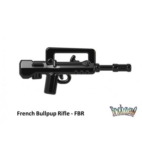 French Bullpup Rifle - FBR