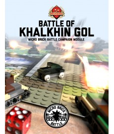 Battle of Khalkhin Gol - Building Instructions