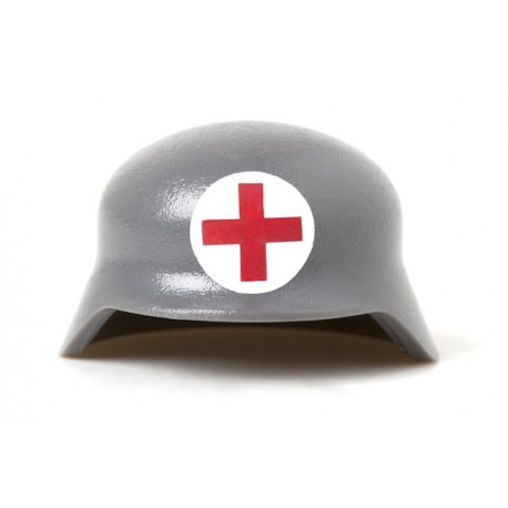 WW2 - German Stahlhelm - White