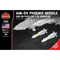 AIM-54 Phoenix Missile - Add-on Pack for F-14