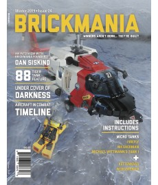 Brickmania Magazine Issue 24 Winter 2019
