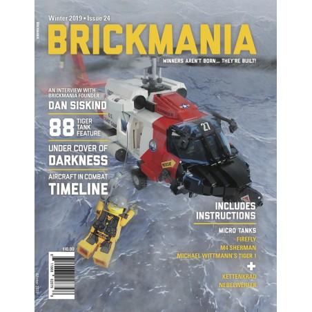 Brickmania Magazine Issue 24 Winter 2019