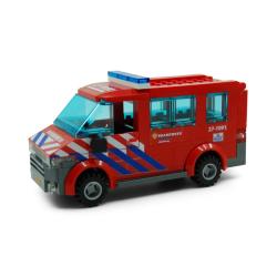 Brandweer Commando voertuig