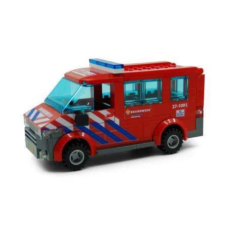 Feuerwehr Kommandowagen