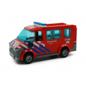 Fire Department Commando Van