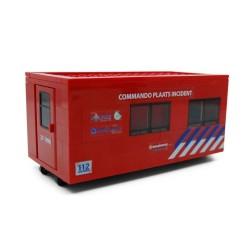 Feuerwehr Kommando Container