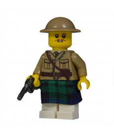 WW1 Scottish Officer