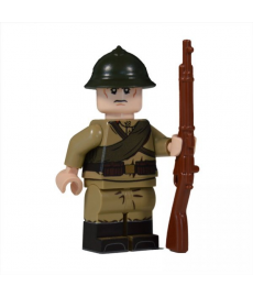 WW1 Russian Soldier Minifigure