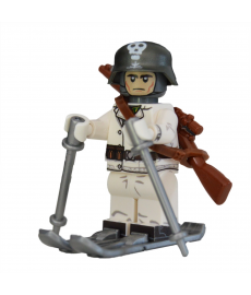 WW2 Finnish Ski Trooper Minifigure