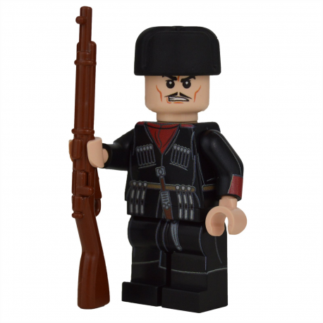 Russian Cossack Minifigure