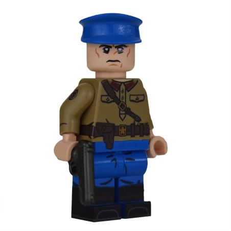 Russian NKVD Minifigure