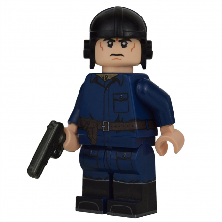 WW2 Russian Tanker Minifigure