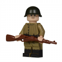 WW2 Russian Telogreika Mosin Minifigure