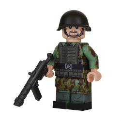 WW2 Italian Paratrooper Minifigure