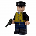 WW2 Luftwaffe Pilot Minifigure