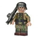 WW2 German in Spring Dot 44 (MG42)