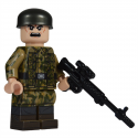 WW2 Fallschirmjäger Minifigure (Version 2)