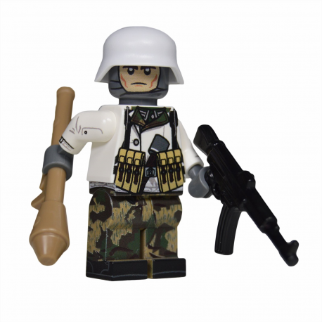 WW2 German Volksgrenadier Minifigure