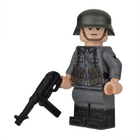 WW2 German NCO Minifigure