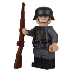 WW2 German MG Assistant Minifigure