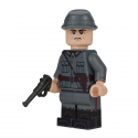 WW2 German Officer Minifigure