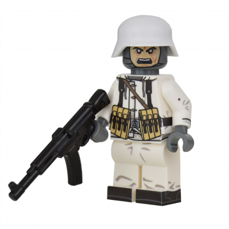 WW2 Winter German STG Minifigure