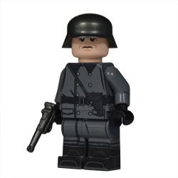 WW2 Greatcoat German Officer Minifigure