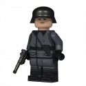 WW2 Greatcoat German Officer Minifigure