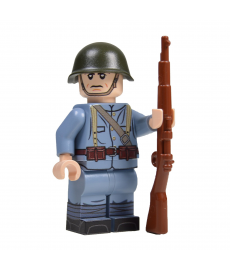 WW2 Dutch Soldier Minifigure