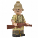 WW2 South African Minifigure (Desert)