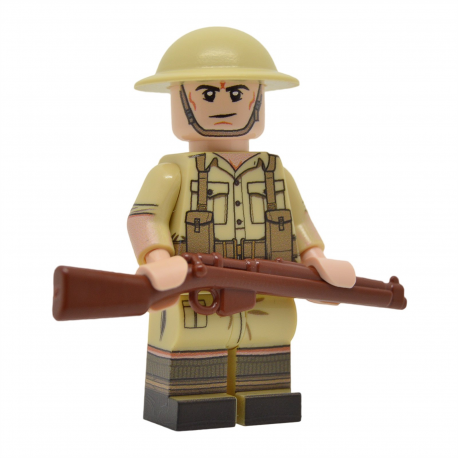 WW2 British Infantry (Desert)