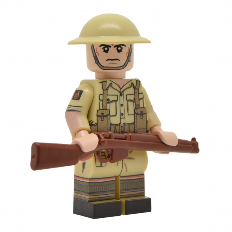 WW2 British Desert Rat (Desert)