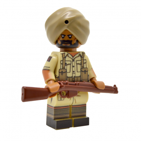 WW2 British Indian Infantry (Desert)
