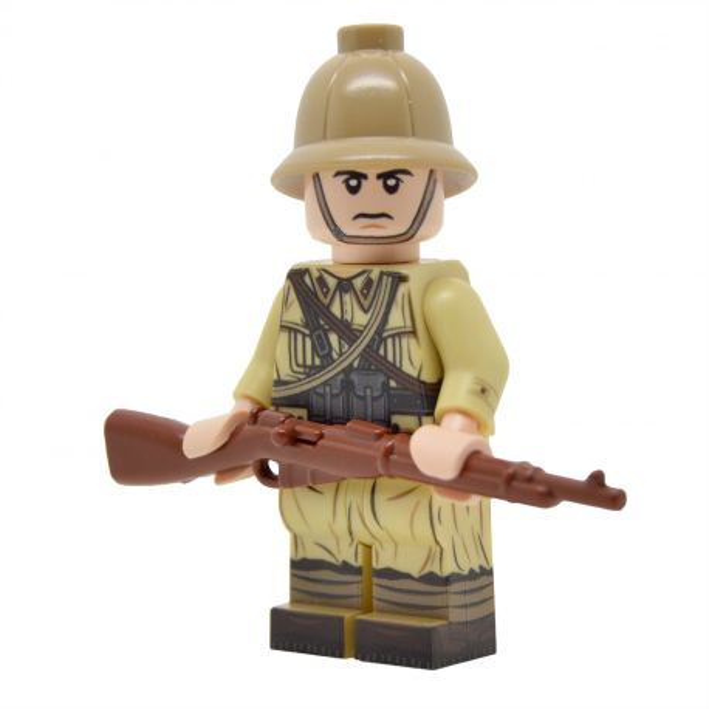 WW2 Italian Rifleman (Desert)