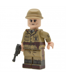 WW2 DAK Officer