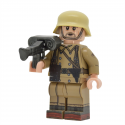 WW2 DAK Machine Gunner