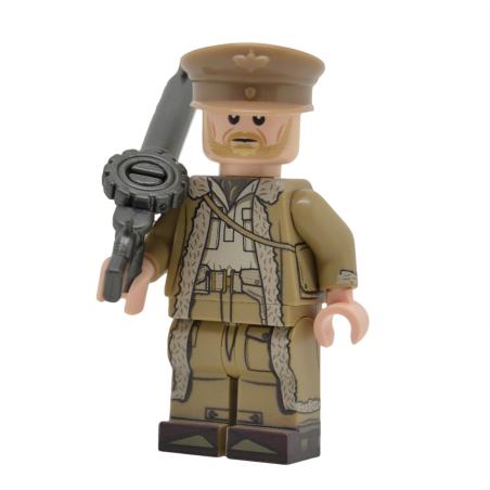 WW2 Long Range Desert Group (LRDG)