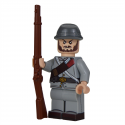 Civil War Confederate Soldier